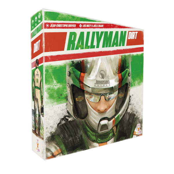 RALLYMAN DIRT BOX 3D 600