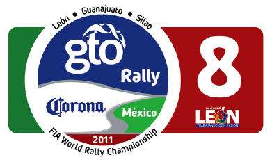 corona rally mexico 2011 logo