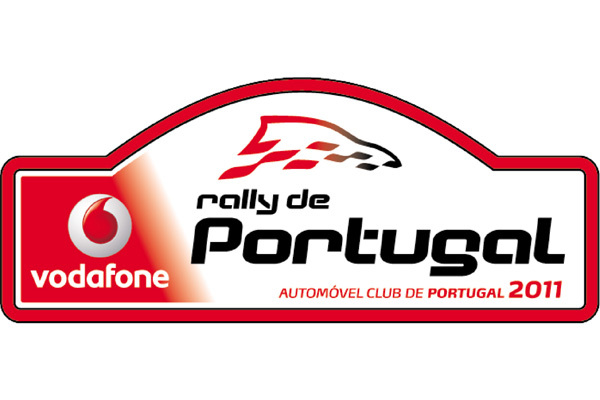 plaque rallye portugal