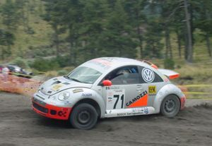 Rallyman VW New Beetle