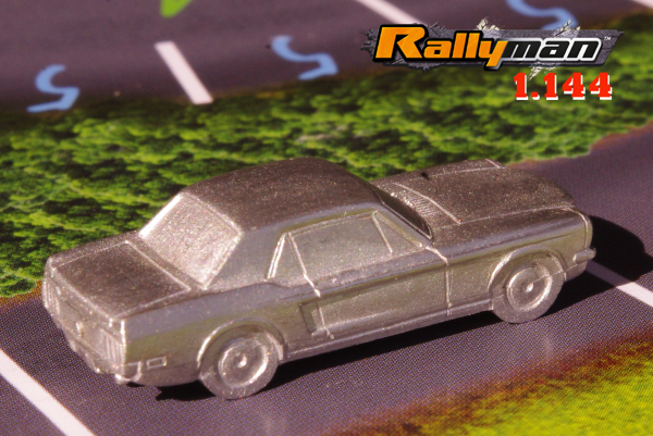 Rallyman Ford Mustang Coupe 1966 AR